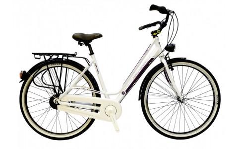 Bicicleta Oras Femei, Devron, City Lady LC2.8, Cadru Aluminiu, Jante 28 Inch