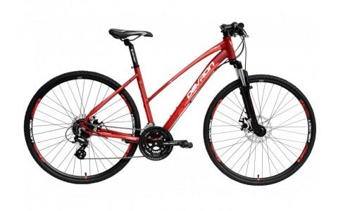 Bicicleta Oras Femei, Devron, Urbio LK2.8, Cadru Aluminiu, Jante 28 Inch