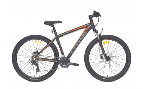 Bicicleta MTB Cross Viper HDB, 46cm, 29, negru-rosu