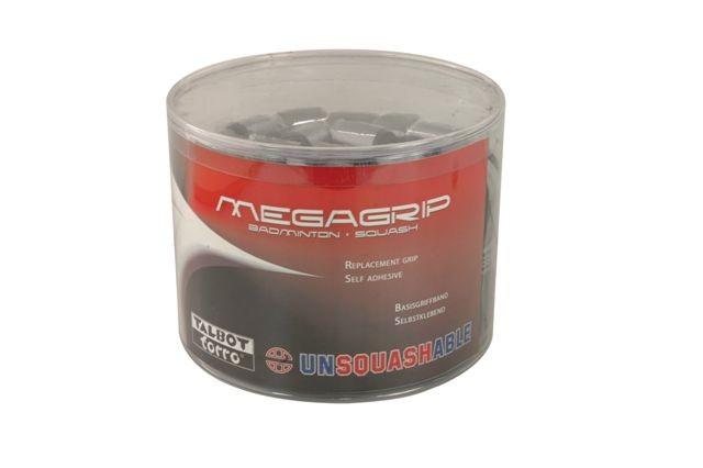 Set 24 Grip  Unsquashable  Megagrip  Folie Autocolanta  90 Cm  Negru