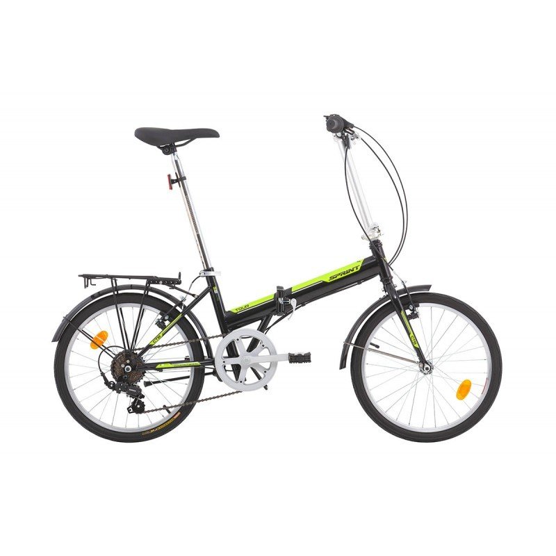 Bicicleta Sprint Tour 20 Neagra 2017