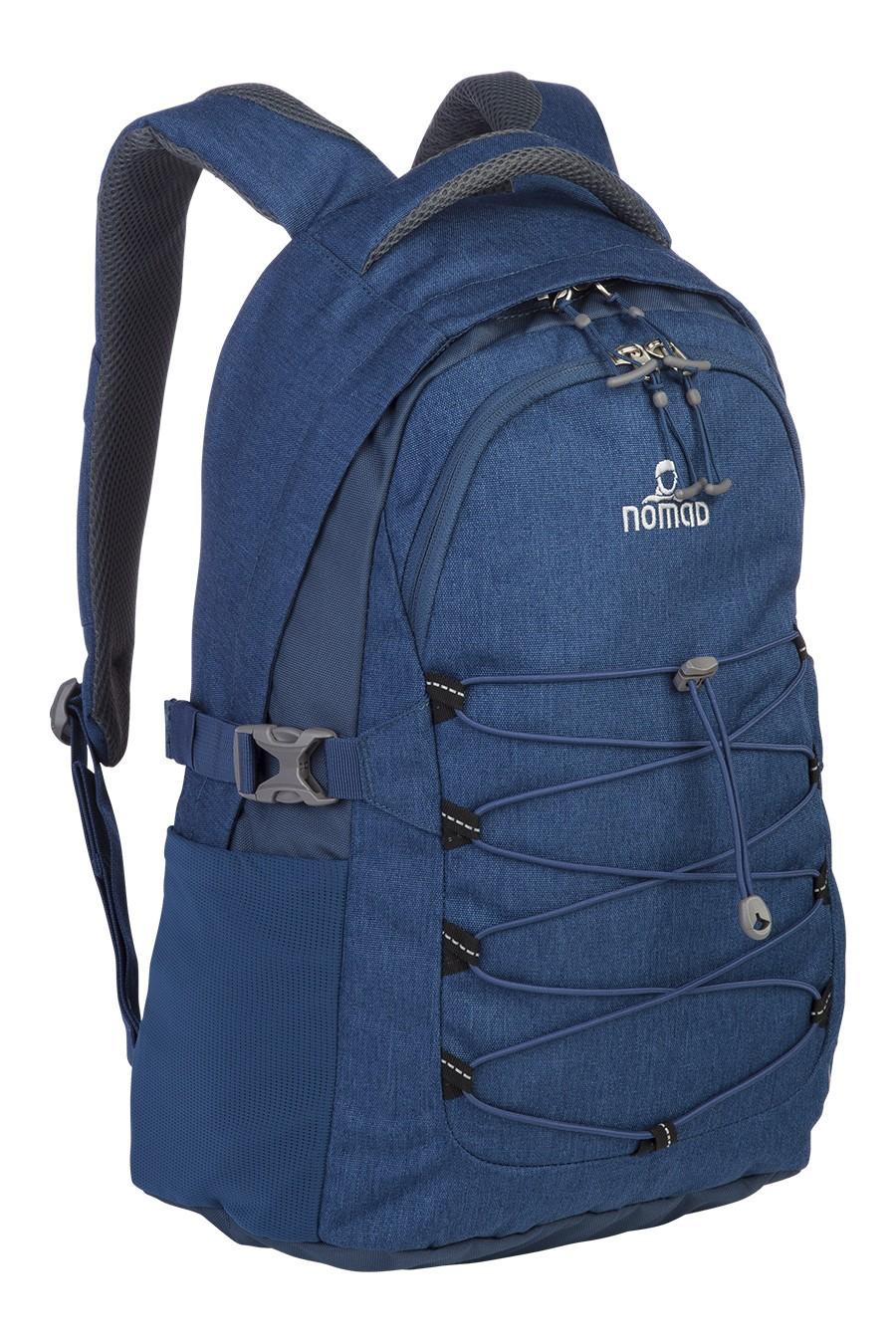Rucsac Nomad, Express Daypack, 20l, Albastru Inchis