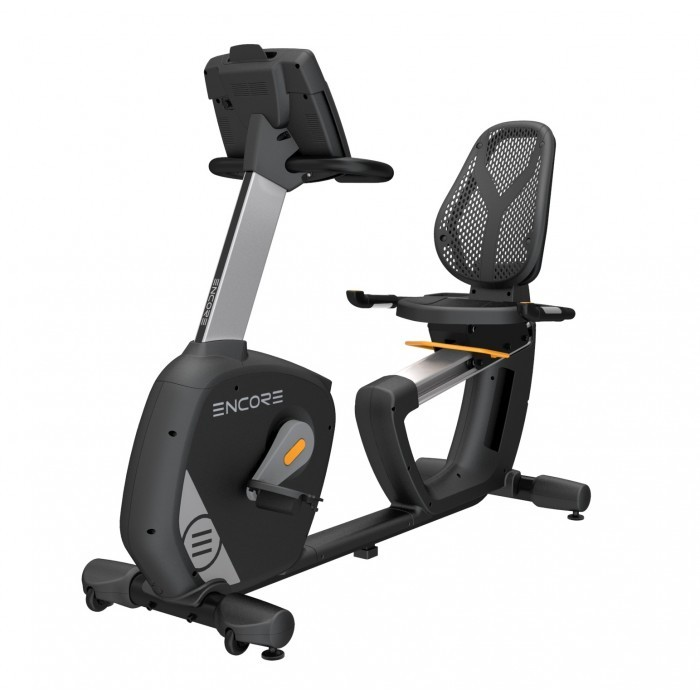 Bicicleta Orizontala  Ecr7 Encore  167 X 64 X 133 Cm  Impulse Fitness