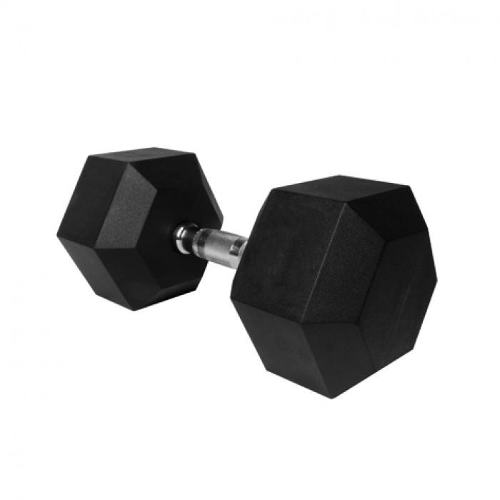 Gantera Hexagonala  Dayu Fitness  42.5 Kg