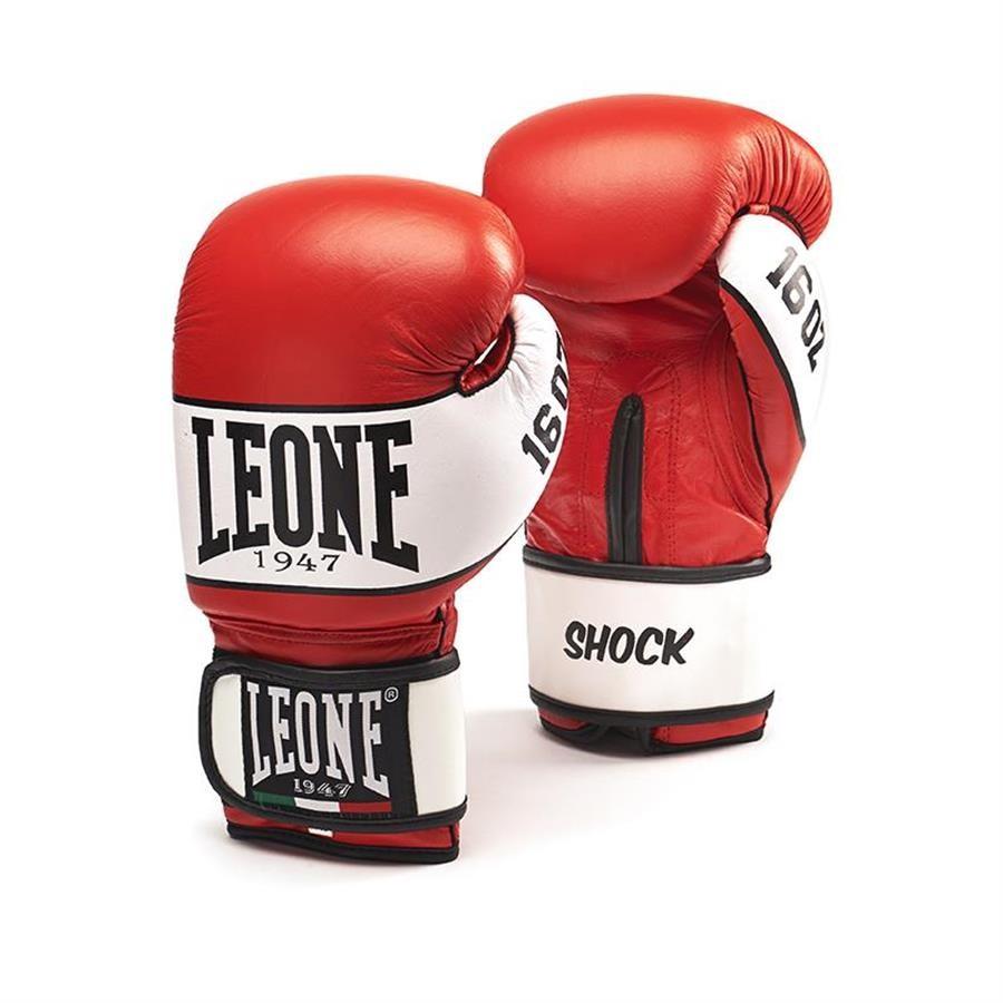 Manusi Box  Leone  Shock  Gn047-03  Rosu  Marime 12 Oz