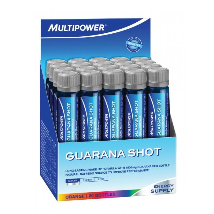 Supliment Guarana  Multipower  Orange  20 Fiole X
