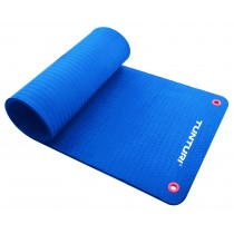 Covor Fitness, Tunturi, Fitnessmat Pro, 140 cm, Albastru