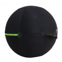 Husa minge fitness, Tunturi, 65 cm, Verde