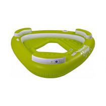 Fotoliu gonflabil plutitor, Jilong, 3 persoane