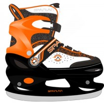 Patine hokey ajustabile Soft Boot ADJUSTABLE BILL Portocaliu