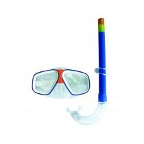 Set snorkeling, Jilong, Albastru
