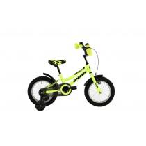 Bicicleta copii, DHS, 1401, Model 2018