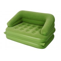 Canapea multifunctionala 5 in 1 Jilong, JL037239NV , 200x137x53 cm , verde