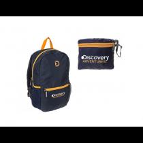Rucsac Discovery, Compactabil, 15L, Albastru Inchis