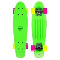 Penny Board, Ultra, 22.5 inch, verde, 57x15x10.5 cm