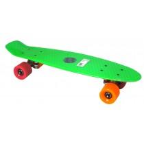 Penny Board, Axer, California, Verde, Plastic, 56x15x10 cm