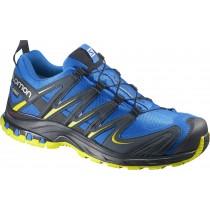 Pantofi de Alergare si Plimbari, Salomon, Negru-Albastru