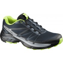 Pantofi Alergare,Inspiratie S-Lab Salomon, Negru-Verde
