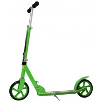 Trotineta Pliabila Scooter, Axer, Speed Wheels, Roti 205 mm, Verde