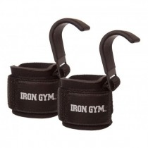 Set Carlige Fitness Tractiuni, Iron Gym, Iron Grip IGIG-N