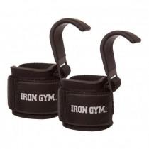 Set Carlige Fitness Tractiuni, Iron Gym, Iron Grip IGIG-N