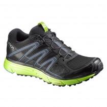 Pantofi de Alergare, X-MISSION 3, Salomon, Negru-Verde