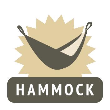 Hamac pentru o persoana